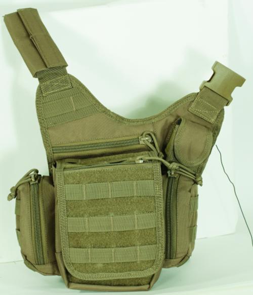 Voodoo Tactical Ergo Pack 15-9355007000 Coyote