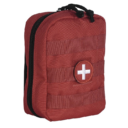 Voodoo Tactical EMT Pouch 15-9584016000 Red