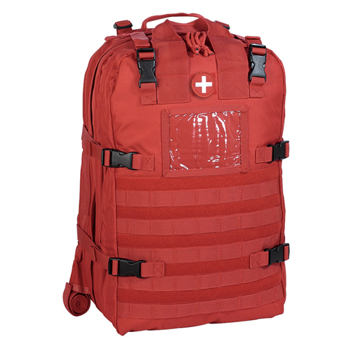 Voodoo Tactical Deluxe Professional Medical 15-9590016000 Red