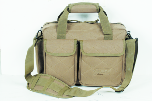 Voodoo Tactical Scorpion Range Bag 15-9650007000 Coyote