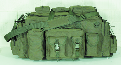 Voodoo Tactical Mini Mojo Load-Out Bag 15-9684004000 OD Green