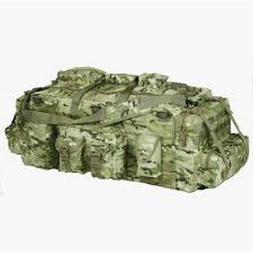 Voodoo Tactical Mojo Load-Out Bag W/ Backpack Straps 15-9685082000 MultiCam