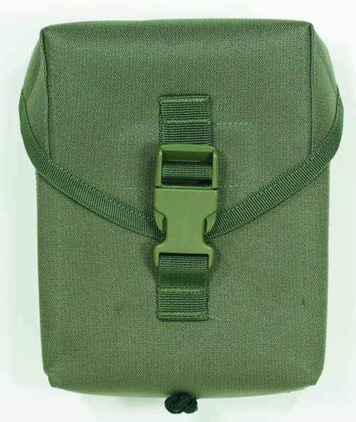 Voodoo Tactical Individual First Aid Kit 20-0021004000 OD Green