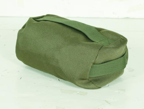 Voodoo Tactical Rear Rifle Shooting Bag 20-0069004000 OD Green