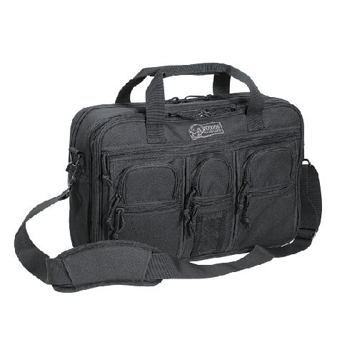 Voodoo Tactical Pro-Ops Briefcase 20-0099001000 Black