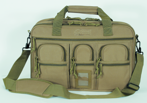 Voodoo Tactical Pro-Ops Briefcase 20-0099007000 Coyote