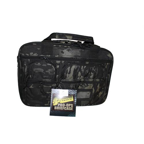 Voodoo Tactical Pro-Ops Briefcase 20-0099072000 Black MultiCam