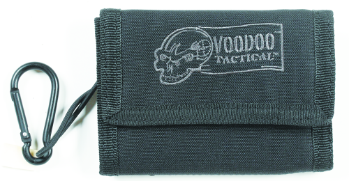 Voodoo Tactical Tri-Fold Wallet 20-0124001000 Black