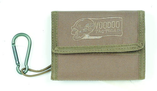 Voodoo Tactical Tri-Fold Wallet 20-0124007000 Coyote