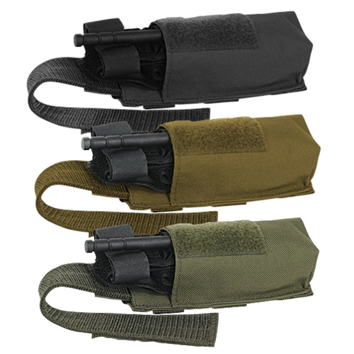 Voodoo Tactical Tourniquet Pouch w/ Medical Shears Slot 20-1217016000 Red