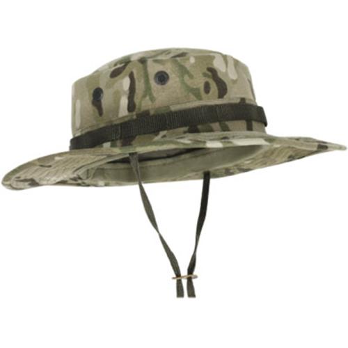 Voodoo Tactical Boonie Hats 20-6451072078 Black/MultiCam 7.75