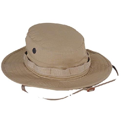 Voodoo Tactical Boonie Hats 20-6451083073 Khaki 7.25
