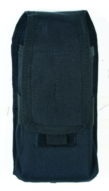 Voodoo Tactical Molle Compatible Radio Pouch 20-7214001000 Black