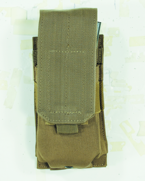 Voodoo Tactical M4/M16 Mag Pouch - Single 20-7333007000 Coyote