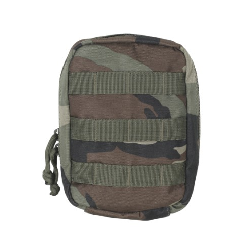 Voodoo Tactical E.M.T Pouch 20-7445005000 Woodland Camo