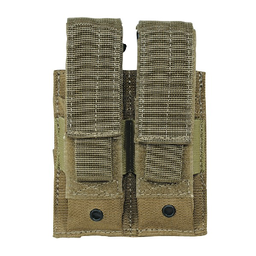Voodoo Tactical Pistol Mag Pouch 20-7975007000 Coyote Double