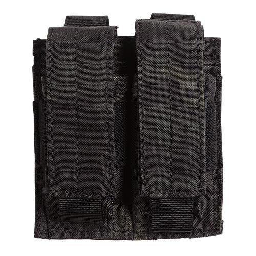 Voodoo Tactical Pistol Mag Pouch 20-7975072000 Black/MultiCam Double