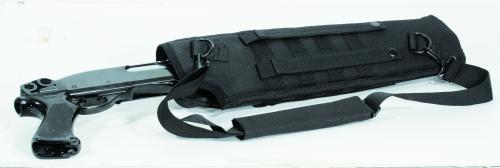 Voodoo Tactical Breachers Shotgun Scabbard 20-8916001000 Black
