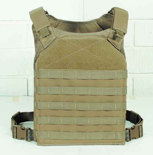 Voodoo Tactical Rapid Assault Tactical 20-9017007000 Coyote Standard