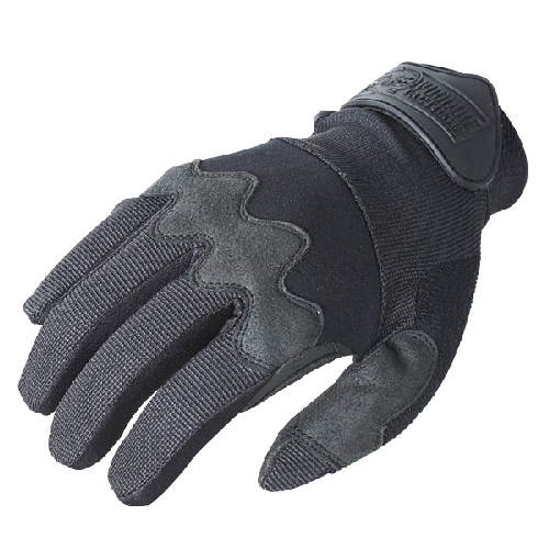 Voodoo Tactical The Edge Shooter's Gloves 20-9077001096 Black X-Large