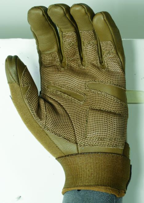 Voodoo Tactical Intruder Gloves 20-9079007093 Coyote Medium