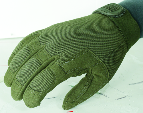 Voodoo Tactical Crossfire Gloves 20-9120004096 OD Green X-Large