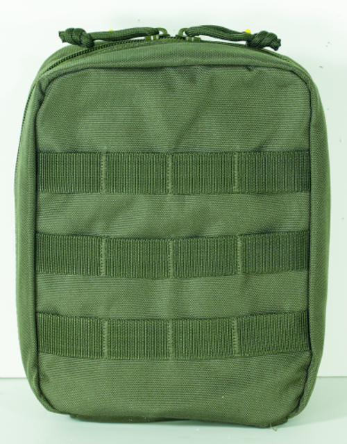 Voodoo Tactical Enlarged EMT Pouch 20-9795004000 OD Green