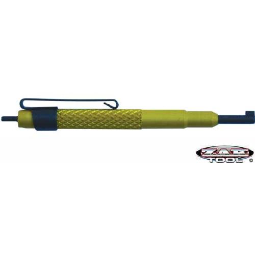 Zak Tool Pocket Key ZAK-13-YLW Yellow