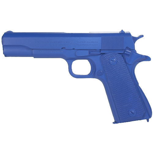 Blue Training Guns By Rings Colt 1911 Pistol FS1911 Blue No