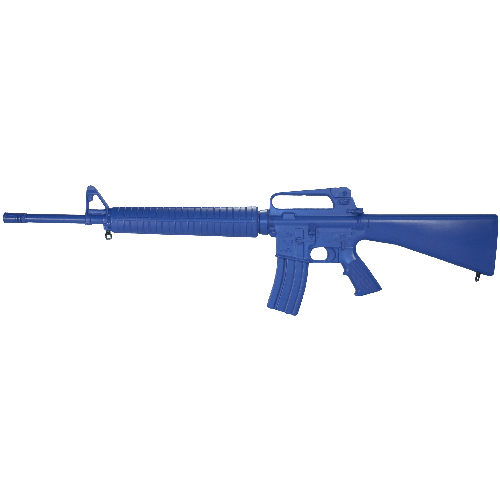 Blue Training Guns By Rings Ar15 FSAR15 Blue No