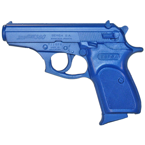 Blue Training Guns By Rings Bersa Thunder 380 FSBT380W Blue Yes