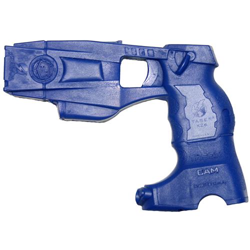 Blue Training Guns By Rings Taser X26 W/ Taser FSX26CB Black No