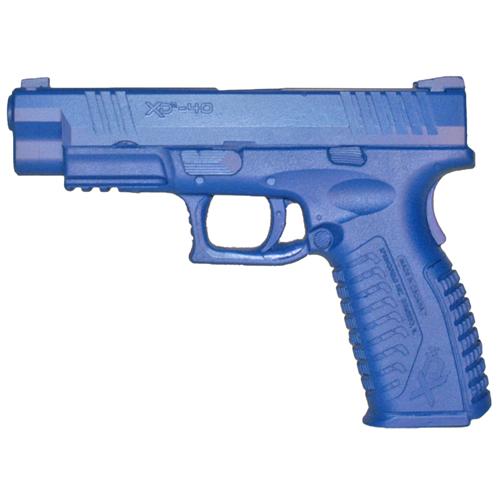 Blue Training Guns By Rings Springfield XDM 40 FSXDM40 Blue No