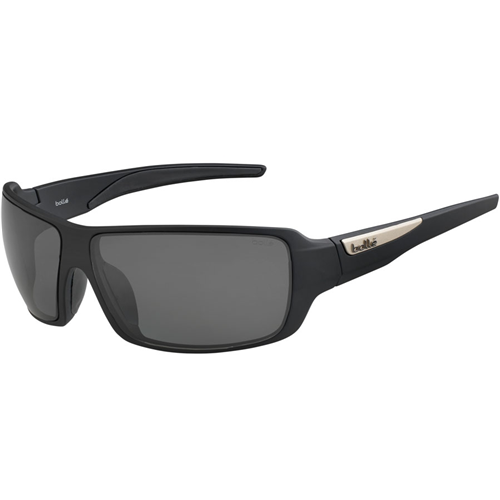 Bolle Cary 12220 Matte Black HD Polarized TNS