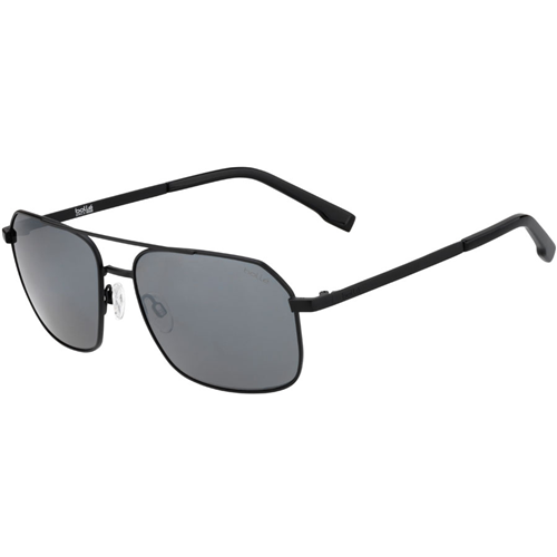Bolle Navis 12578 Matte Black HD Polarized TNS Gun
