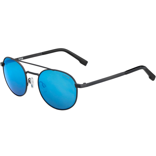 Bolle OVA 12583 Matte Gray HD Polarized Offshore Blue