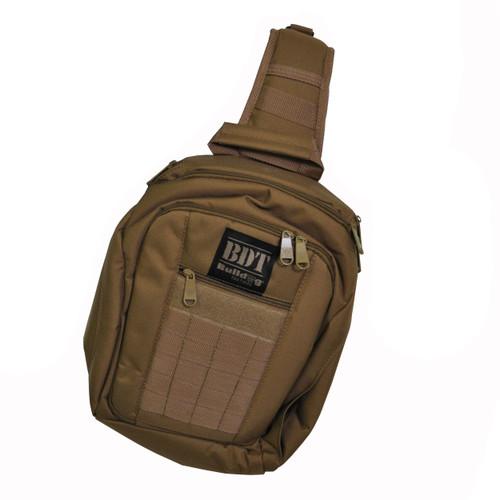 Bulldog Cases Small Sling Pack Tan BDT408T