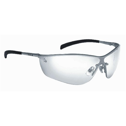 Bolle SILIUM Safety Glasses 40073 Black Clear