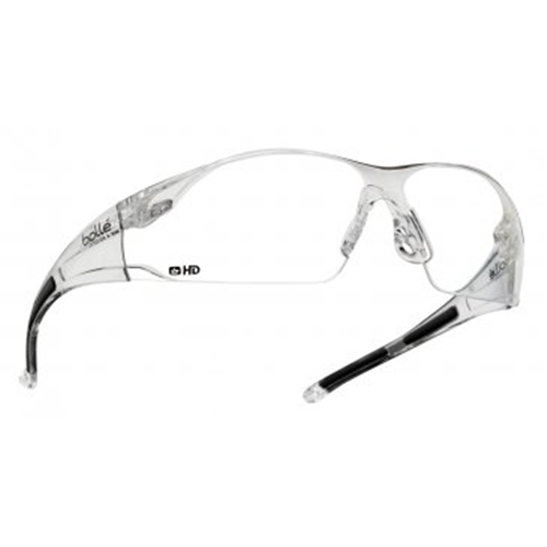 Bolle RUSH Safety Glasses 40113 Clear HD