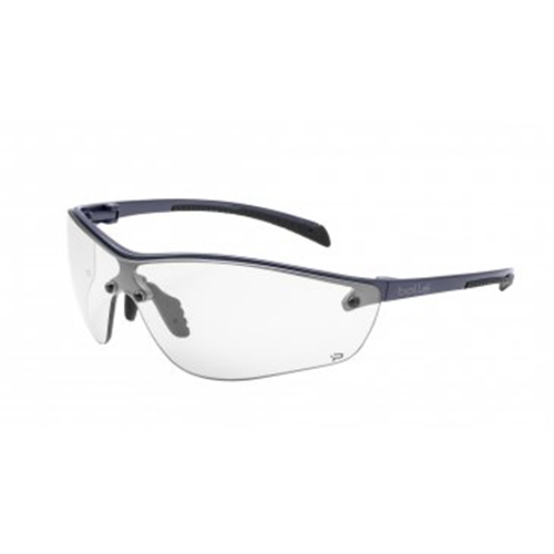 Bolle SILIUM Safety Glasses 40237 Gray Clear