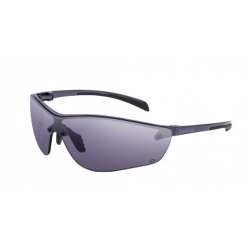 Bolle SILIUM Safety Glasses 40238 Gray Smoke