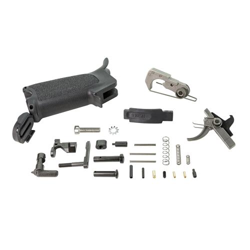 Bravo Company USA Ar15 Enhanced Lower Parts Kit BCM-ELPK-BLK 5.56x45mm Black