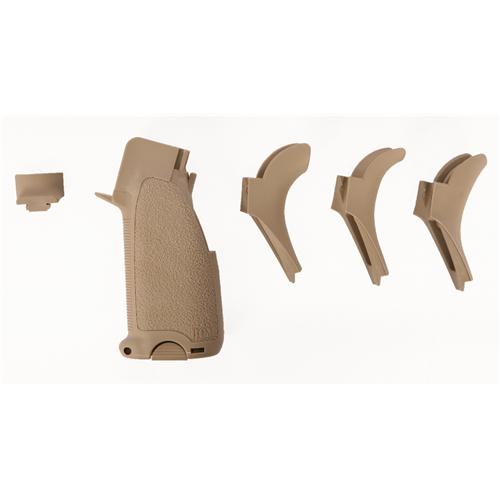 Bravo Company USA Pistol Grip BCM GFG MOD 2-FDE Flat Dark Earth AR-15 Polymer Mod 2