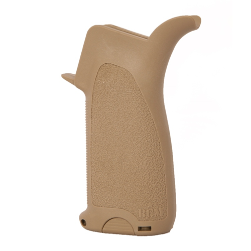 Bravo Company USA Pistol Grip BCM GFG MOD 3-FDE Flat Dark Earth AR-15 Polymer Mod 3