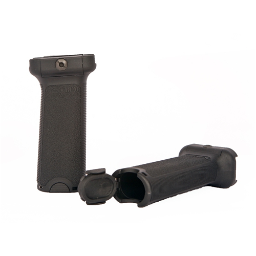 Bravo Company USA Vertical Grip BCM-GFVG-BLACK Black AR-15 Polymer
