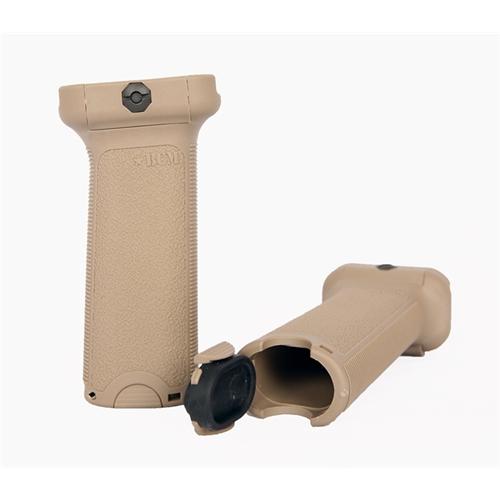 Bravo Company USA Vertical Grip BCM-GFVG-FDE Flat Dark Earth AR-15 Polymer