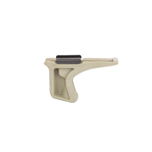 Bravo Company USA Kinesthetic Angled Grip Picatinny BCM-KAG-1913-FDE Flat Dark Earth AR-15 Polymer