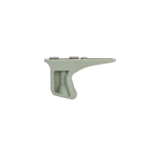 Bravo Company USA Kinesthetic Angled Grip KeyMod BCM-KAG-KM-FGRN Foliage Green AR-15 Polymer