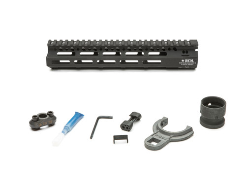 Bravo Company USA BCM MCMR-10 (M-LOK Compatible* Modular Rail) BCM-MCMR-10-556-BLK