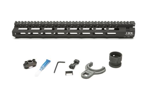 Bravo Company USA BCM MCMR-15 (M-LOK Compatible* Modular Rail) BCM-MCMR-15-556-BLK